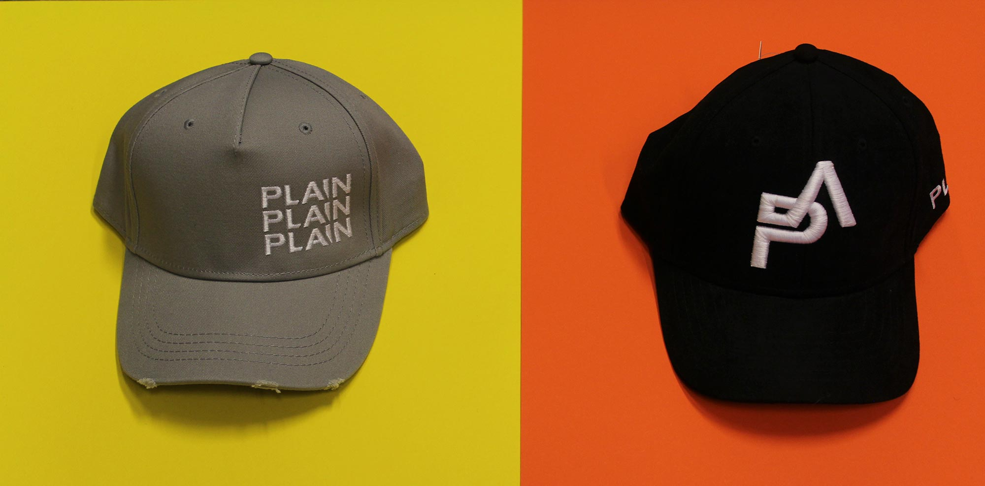 plain cap collection 1