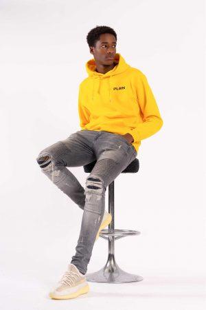 Plain Kigali Yellow