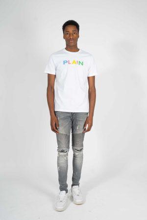 Plain Dilli White 1